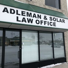 Adleman & Solar Law Office